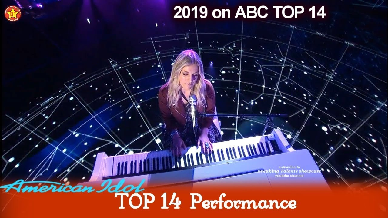 "Ashley Hess ""Fix You"" by Coldplay 