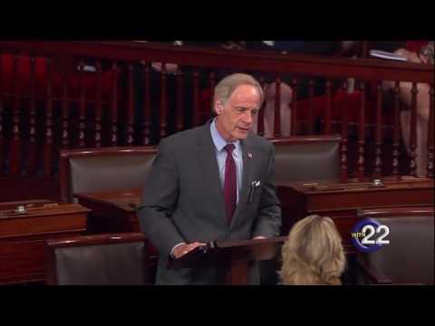 Senator Spotlight - Tom Carper   -- July 18, 2017