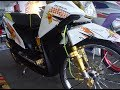 Kontes Modif Motor Beat Babylook Thailook Style Terbaru
