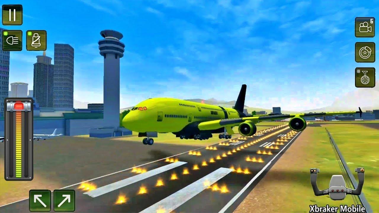 Flight Sim 2018 #13 - New Tunning Airplane Unlocked ...