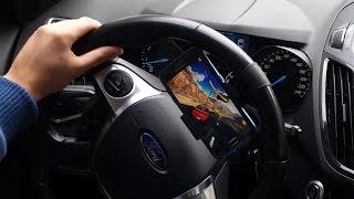 Игровой руль или как убить время в автомобиле