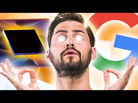 Google's gone QUANTUM.