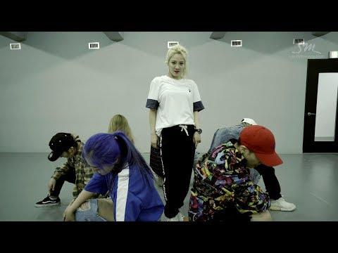 HYOYEON 효연 'Wannabe (Feat. San E)' Dance Practice