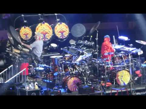 Dead & Company – Drums- 10-31-15 Madison SQ. Garden, NYC