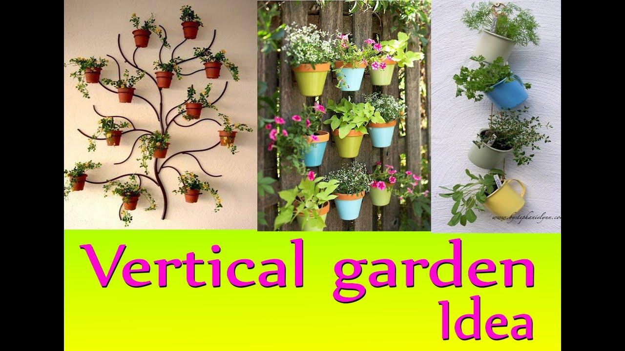 Vertical Garden More Ideas. - YouTube