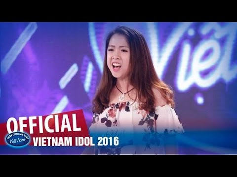 VIETNAM IDOL 2016 - TẬP 4 - MONA LISA - Ý NHI