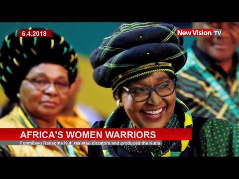 Africa's women warriors