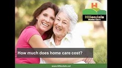 Home Care Walnut Creek CA: How much does home care cost?