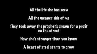 The Script  - Superheroes [Lyrics On Screen]