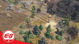 Sudden Strike 4: Gameplay trailer - Kalypso Media | EB Games
