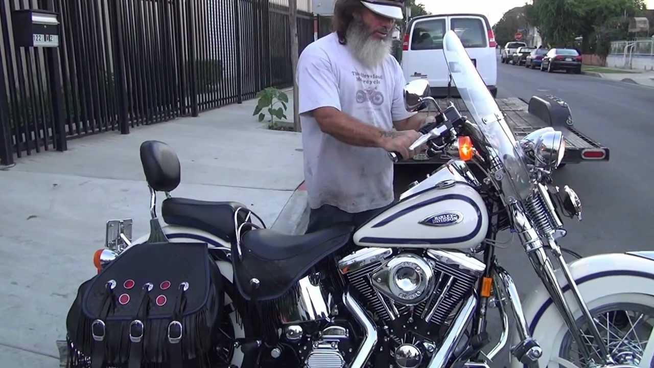 Maxresdefault on Harley Heritage Springer