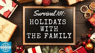 How to Survive Staying with Family for the Holidays | SmarterTravel