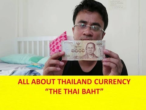Thailand Money And Currency Travel Vlog In Hindi- All About Thailand Bangkok Pattaya Money Exchange