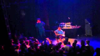 Aesop Rock and Kimya Dawson- Earthquake live