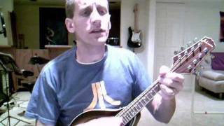 My new (free and only marginally functional) mandolin inspired me to make a YouTube video. My first. I mean, all the kids are doing it. And all the kids don't even ...