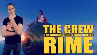 #Gamerxpress 320 The Crew. Rime. The Vanishing of Ethan Carter.