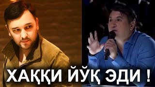 Сардор Рахимхонни қалбини оғритишди...
