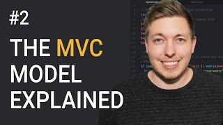 2: Simple Explanation Of The MVC Model | Object Oriented PHP Tutorial For Beginners | PHP Tutorial
