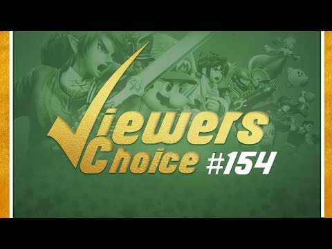 Super Smash Bros. Wii U | For Glory Viewer's Choice #154