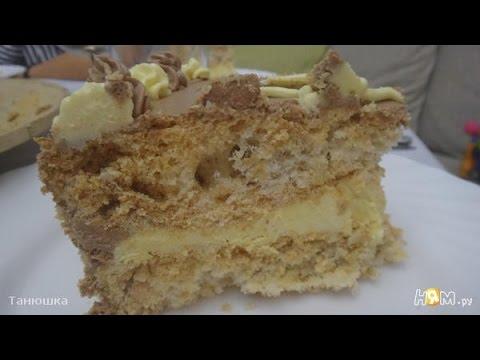 Торты рецепты. Киевский торт по ГОСТУ. Пошаговый рецепт с фото.