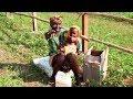 Distribution de vivres à Bambari (RCA, MINUSCA)