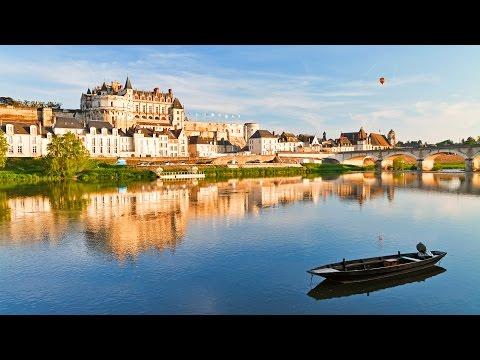 Discover Amboise in Loire Valley - France