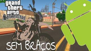 ⚠ XT 660 BRANCA SUPER LEVE SEM BRAÇOS_ GTA SA ANDROID