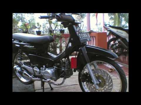Cah Gagah | Video Modifikasi Motor Honda Grand Velg Jari-jari Keren Terbaru Part 2
