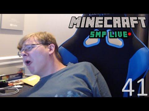 CallMeCarson VODS: Minecraft SMP Live (Part Forty One)