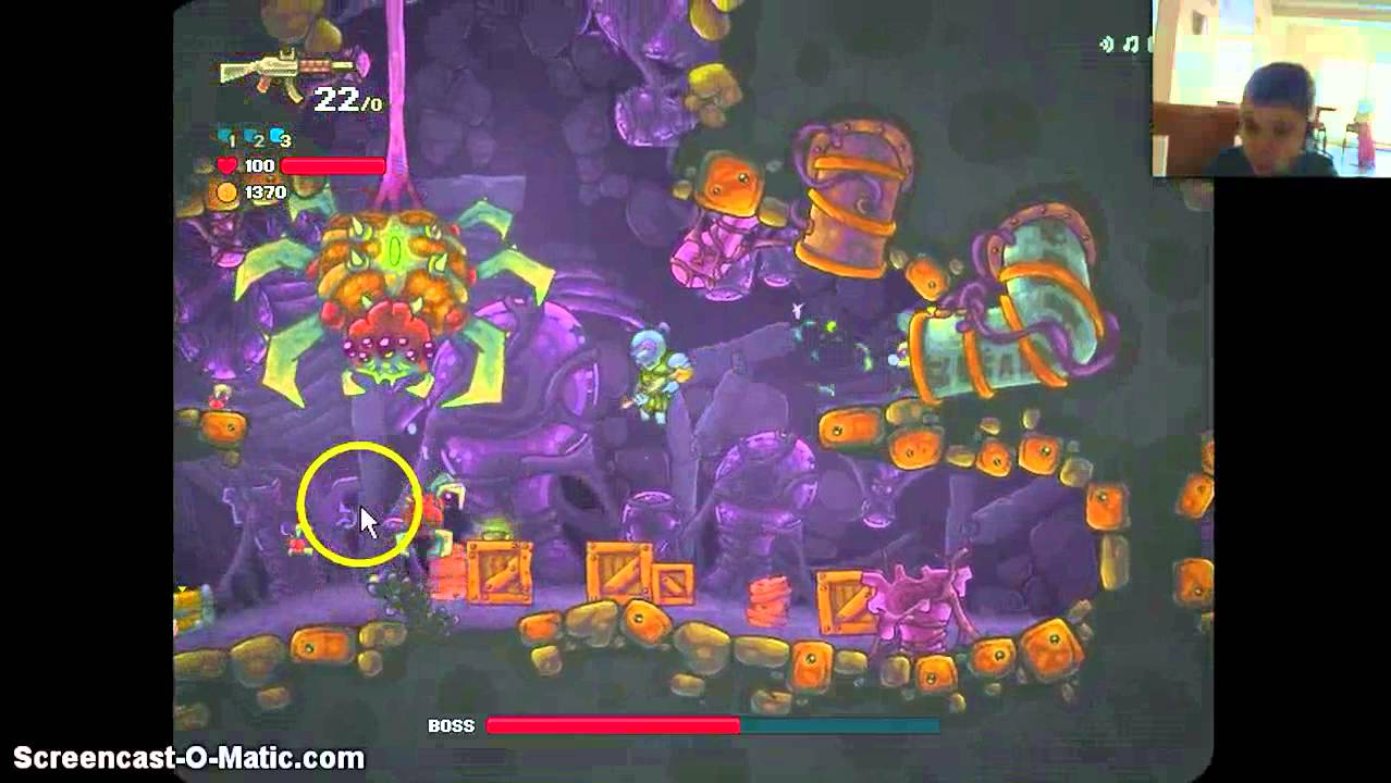 lets play:zombotron 2 part 5,epic boss fight, - YouTube