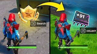 WEEK 4 SECRET BATTLESTAR REPLACED to FORTBYTE 91– Found at a Location Hidden within Loading Screen 4