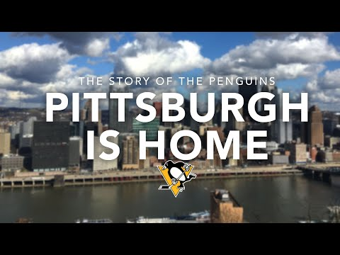 Pittsburgh is Home - Fifty Years of the Pittsburgh Penguins