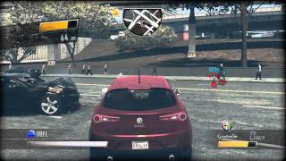 Driver: San Francisco | Driving, Shifting & Wrecking Gameplay [Xbox 360 | PS3 | PC] [HD]