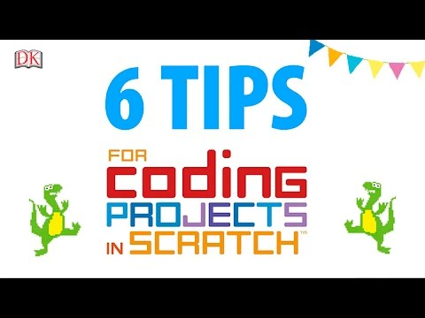 6 tips for coding projects in scratch youtube