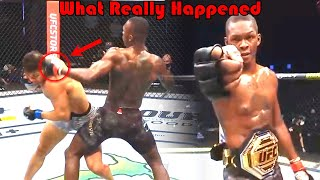 PERFECT!!! What Really Happened (Israel Adesanya vs Paulo Costa)