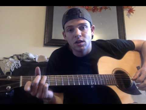 Collie Man - Slightly Stoopid Acoustic guitar lesson - YouTube