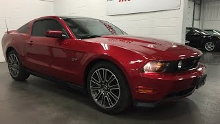 2010 Mustang GT Glass roof Coupe SOLD Munro Motors