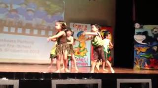 Tarzan and Jane - Ryan @ Beaconhouse pre-school concert