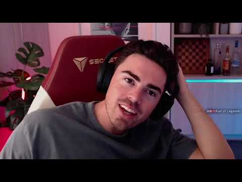 "TYLER1: ""SANCHOVIES IS THE GREATEST SUPPORT ON THIS SERVER"" 