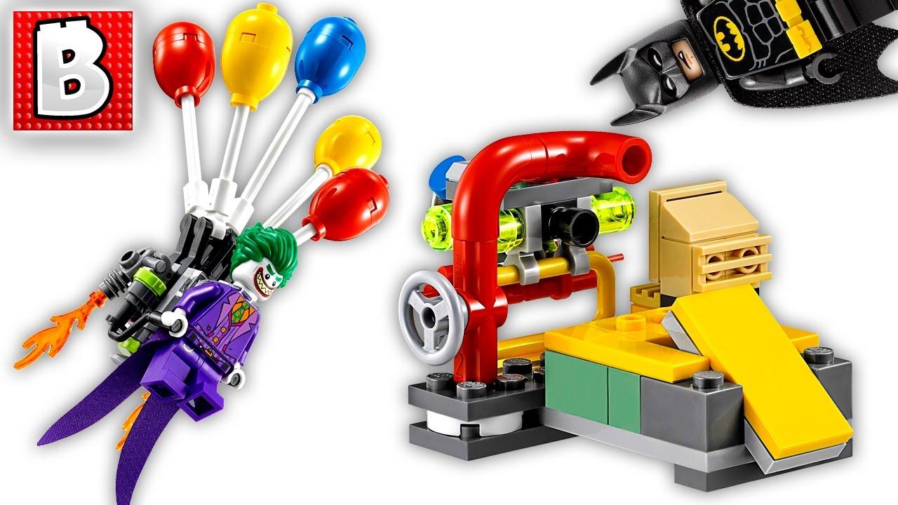 lego batman movie the joker balloon escape 70900 live. Black Bedroom Furniture Sets. Home Design Ideas