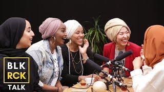 Die Katjes-Werbung und das Kopftuch-Model | BlackRockTalk | 1. Folge