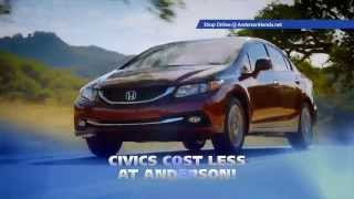 Honda Summer Sales Drive