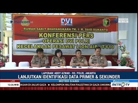 Sudah 195 Kantong Jenazah Korban Lion Air Tiba di RS Polri Mp3