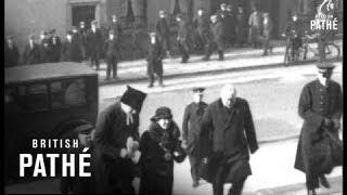 Funeral Of General Haig (1928)