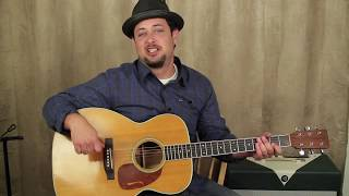Must Know Acoustic  Nirvana RIFF (Special Tuning Explained)