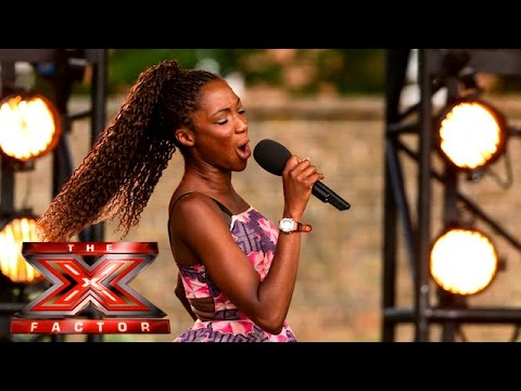 Can Tonatha impress with OneRepublic cover? | Boot Camp | The X Factor UK 2015