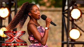 Can Tonatha impress with OneRepublic cover?   Boot Camp   The X Factor UK 2015