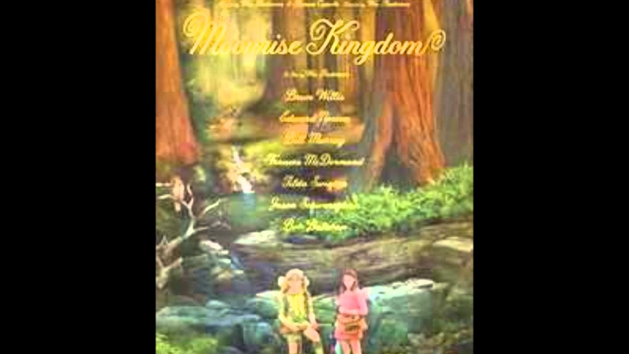 Moonrise Kingdom Soundtrack #20-Songs From Friday Afternoons, Op. 7: