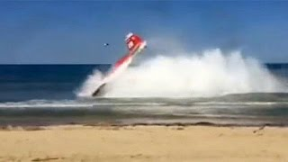 مقتل طيار إيطالي إثر اصطدام طائرتي تدريب   1-6-2015
