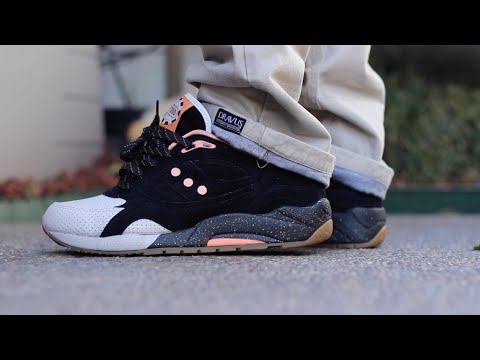 promo code 1441b 64fad Saucony x Feature G9 Shadow 6 'High Roller' Live Look + On Feet!